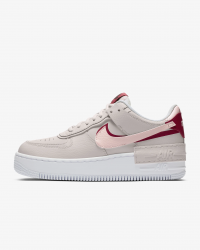 Giày thời trang nữ Nike Air Force 1 Shadow - Phantom/Gym Red/Echo Pink