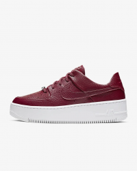 Giày thời trang nữ Nike Air Force 1 Sage Low - Team Red/Noble Red/Team Red