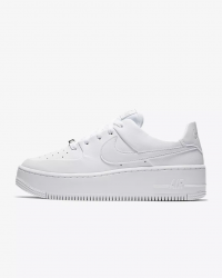 Giày thời trang nữ Nike Air Force 1 Sage Low - White