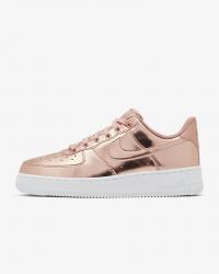Giày thời trang nữ Nike Air Force 1 SP - Metallic Red Bronze