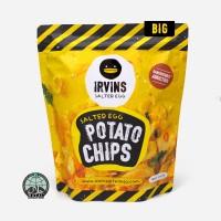 Khoai tây trứng muối 230g IRVINS - Big Salted Egg Potato Chips